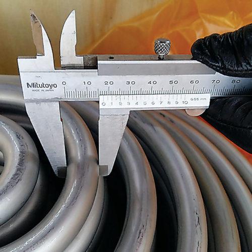 Équipements de maintenance pour chaudières et échangeurs